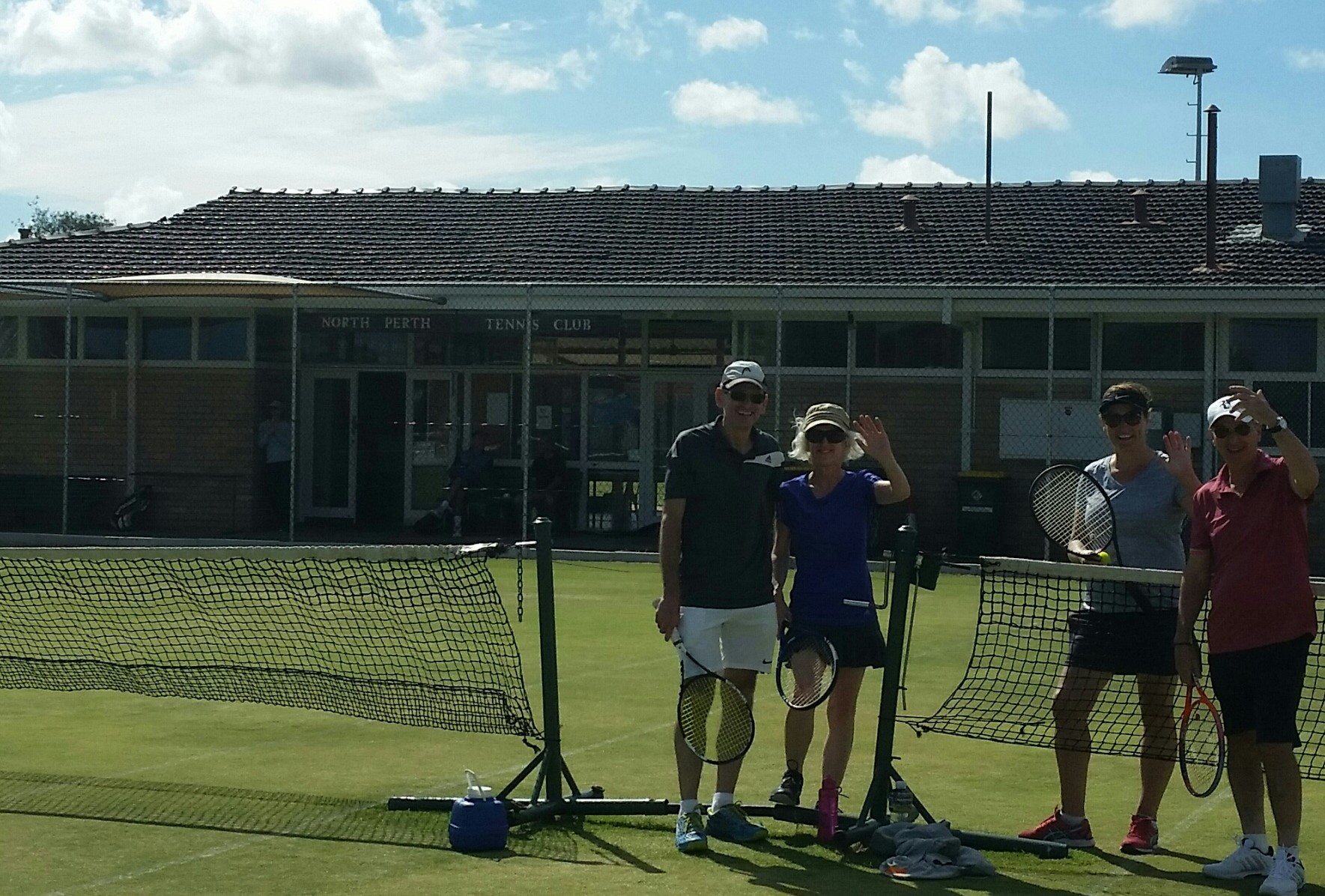 North Perth Tennis Club