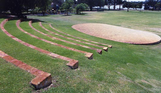 Banks Reserve and Banks Amphitheatre