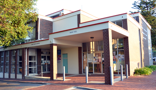 Mount Hawthorn Main Hall