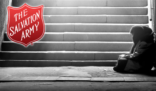 Salvation Army City Homeless Response