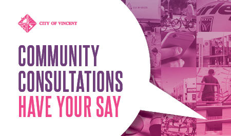 Current Community Consultations