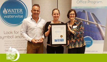 City wins major Waterwise Council awards!
